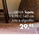 Oferta de SIENA tapetes por 29,95€