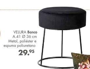 Oferta de VELURA banco por 29,95€