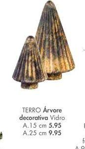 Oferta de TERRO árvore decorativa por 5,95€
