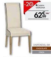 Oferta de Cadeiras por 62,99€