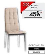 Oferta de Cadeiras por 45,99€