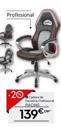 Oferta de Cadeira de escritório por 139€