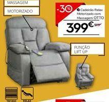 Oferta de Poltrona relax por 399€