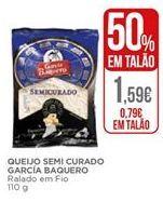 Oferta de Queijos García Baquero por 0,79€