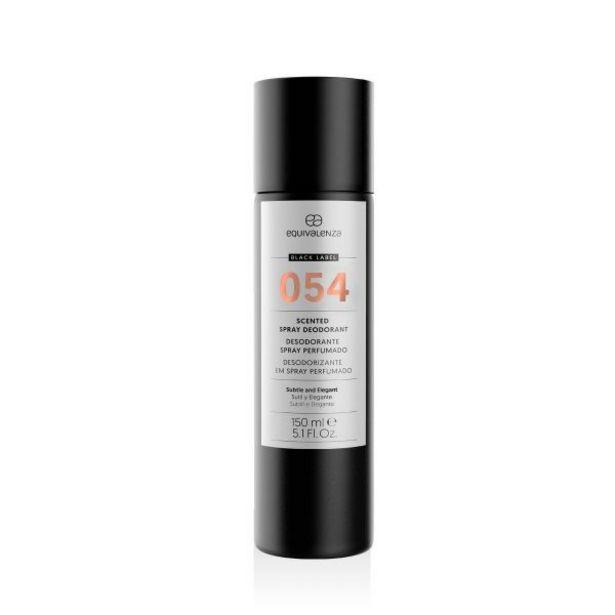 Oferta de Desodorante espray perfumado  Black Label  054 por 6,95€