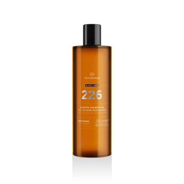 Oferta de Gel de banho perfumado Black Label 226 por 5,95€