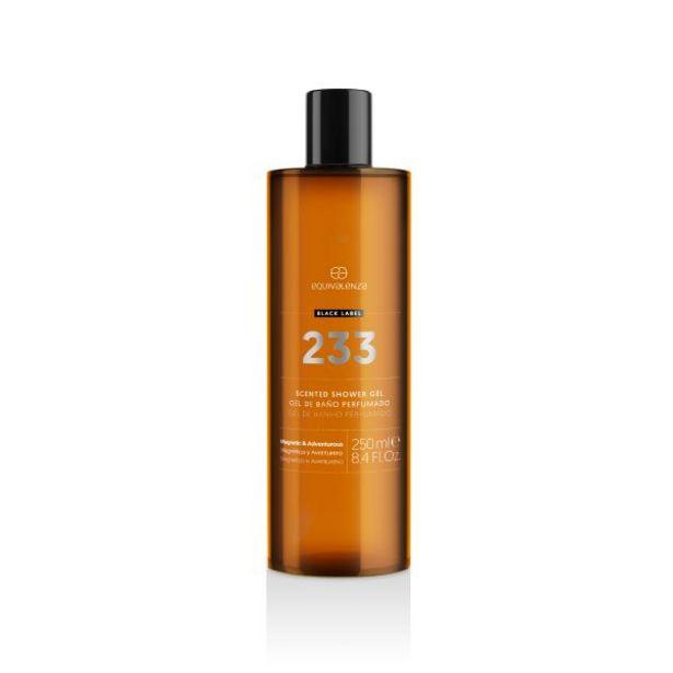 Oferta de Gel de banho perfumado Black Label 233 por 5,95€