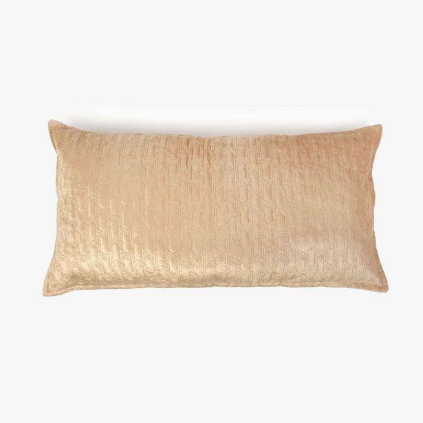 Oferta de Almofada Ginkgo Blush 50x100 cm por 24,99€