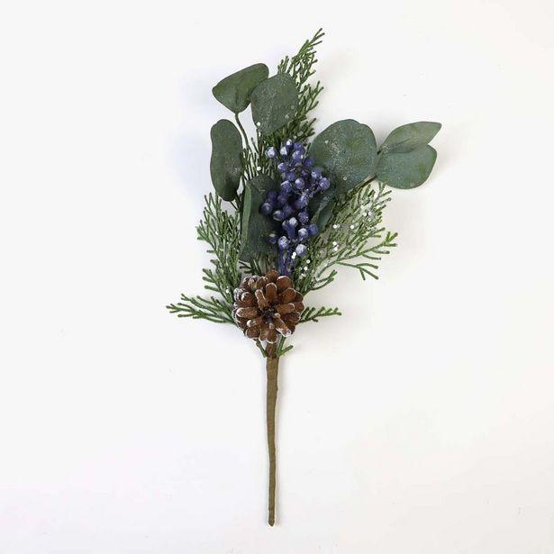 Oferta de Ramo Neve Eucalipto 30 cm por 3,19€