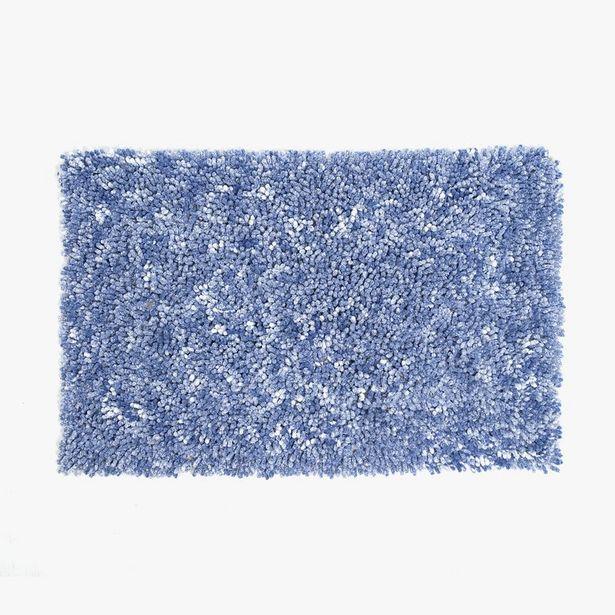 Oferta de Tapete Anémona Azul 50x80 cm por 19,95€