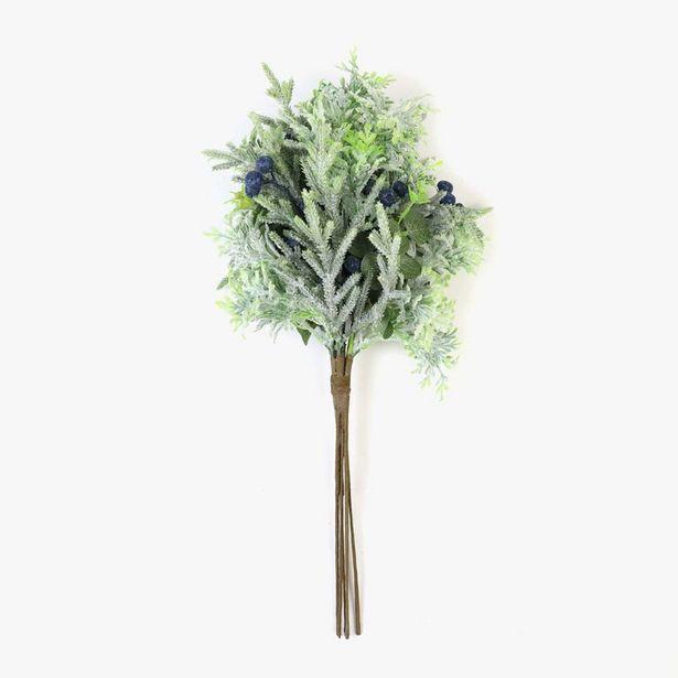 Oferta de Ramo Neve Verde 41 cm por 7,99€