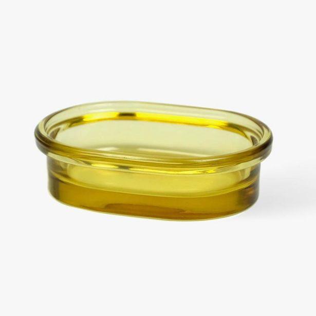 Oferta de Saboneteira Borocay Amarelo por 5,95€