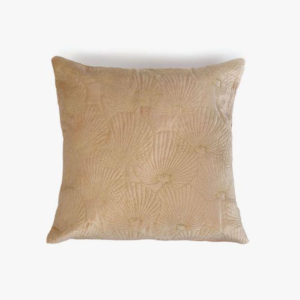 Oferta de Capa de Almofada Ginkgo Blush 45x45 cm por 9,99€