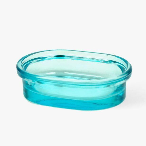 Oferta de Saboneteira Borocay Azul por 5,95€