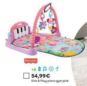 Oferta de Brinquedos bebé Fisher-Price por 54,99€