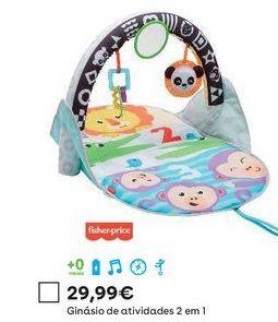 Oferta de Brinquedos bebé Fisher-Price por 29,99€
