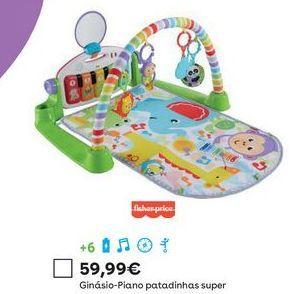 Oferta de Brinquedos bebé Fisher-Price por 59,99€