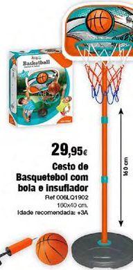 Oferta de Basquetebol por 29,95€