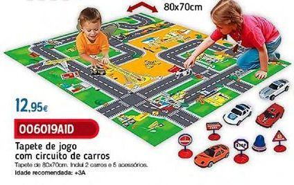 Oferta de Tapete infantil por 12,95€