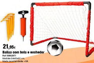 Oferta de Baliza de futebol por 21,95€