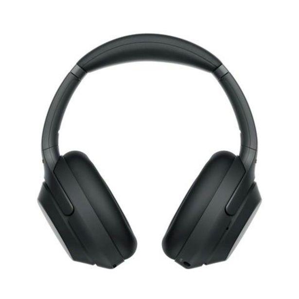 Oferta de Auscultadores Sony WH-1000XM3B Preto por 355€