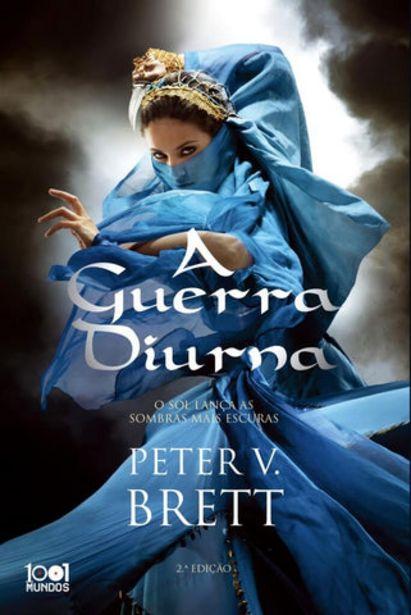 Oferta de Livro de Peter V. Brett-A Guerra Diurna (Saga A Noite Dos Demónios-Livro 3) por 19,8€