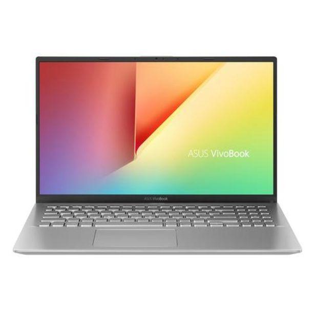 """Oferta de Portátil Asus VivoBook 15 F512JP-70AM3SB1 - 15.6"""" Core i7 8GB 256GB SSD + 1TB HDD GeForce MX330 2GB por 899€"""