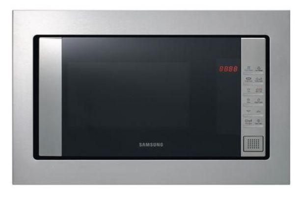 Oferta de Microondas Encastre Samsung FG87SST (23 L - 800W) por 199€