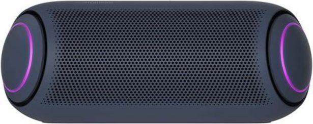 Oferta de Coluna Portátil LG Xboom Go PL7 Bluetooth Azul por 199€