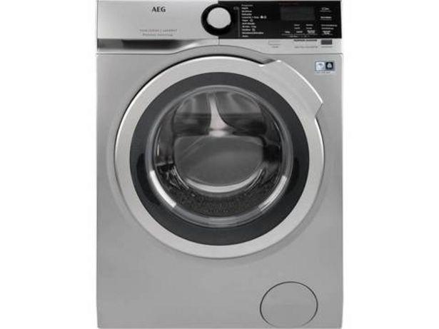Oferta de Máquina Lavar Roupa AEG L7FEE842S 8Kg 1400RPM Classe A+++ por 699€