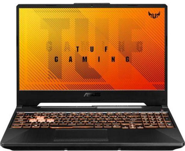 "Oferta de Portátil Gaming Asus TUF F15 FX506LI - 15.6"" Core i7 16GB 512GB SSD GeForce GTX 1650Ti 4GB por 1399€"