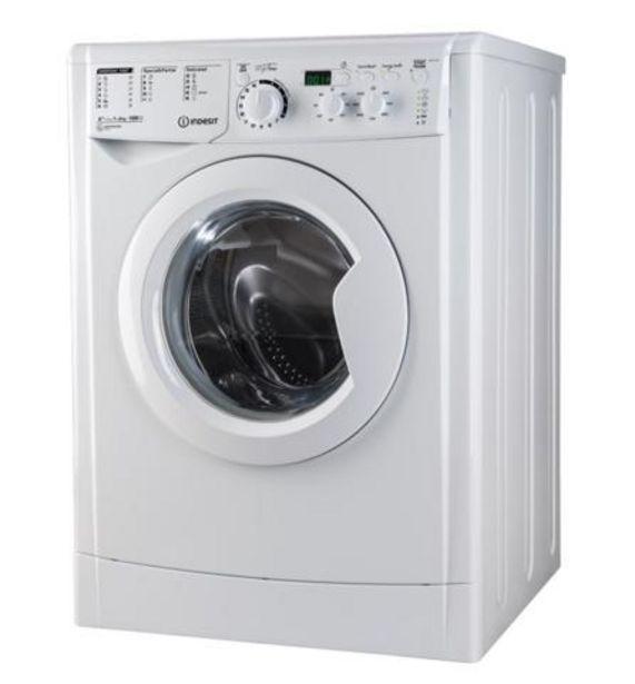 Oferta de Máquina Lavar Roupa Indesit EWD61052W 6Kg 1000RPM Classe A++ por 259€