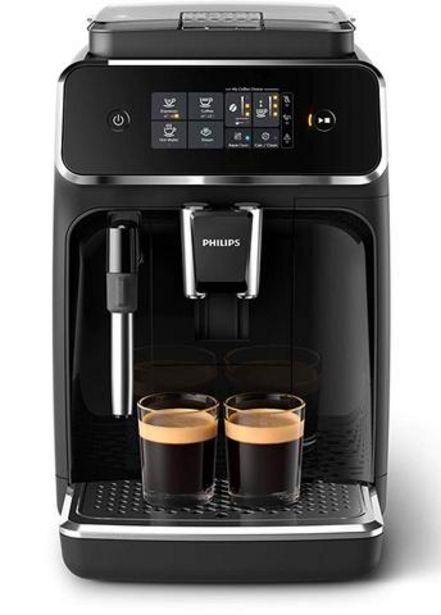 Oferta de Máquina Café Automática Philips EP2221/40 por 399€