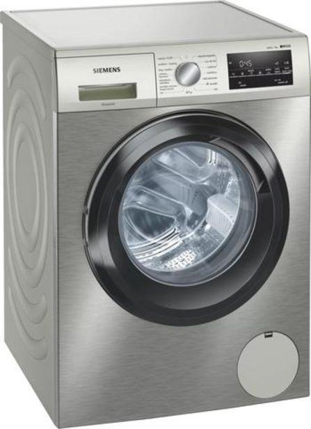 Oferta de Máquina Lavar Roupa Siemens iQ500 WM14UT6XES 9Kg 1400RPM A+++ por 649€