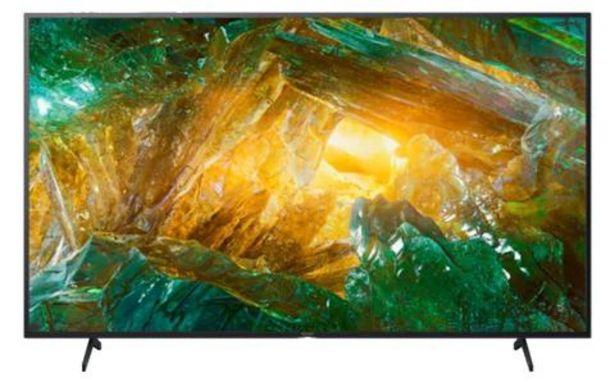 "Oferta de Smart TV Android Sony KD-49XH8096 LED 49"" Ultra HD 4K por 599€"