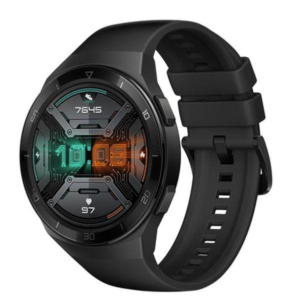 Oferta de Smartwatch Huawei Watch GT2e Sport 46mm SpO2 Preto por 129€