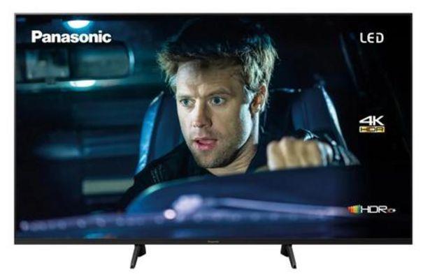 "Oferta de Smart TV Panasonic TX-50GX700E LED 50"" Ultra HD 4K por 499€"