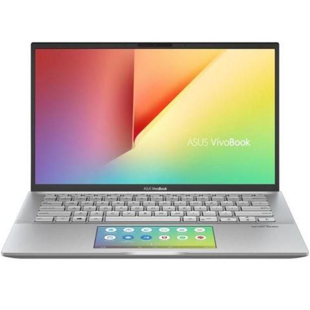 "Oferta de Portátil Asus VivoBook S14 S432FL-50AM5 - 14"" Core i5 8GB 512GB SSD GeForce MX250 2GB por 999€"