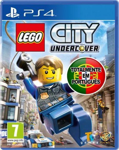 Oferta de Jogo PS4 Lego City Undercover (PT) por 20,99€