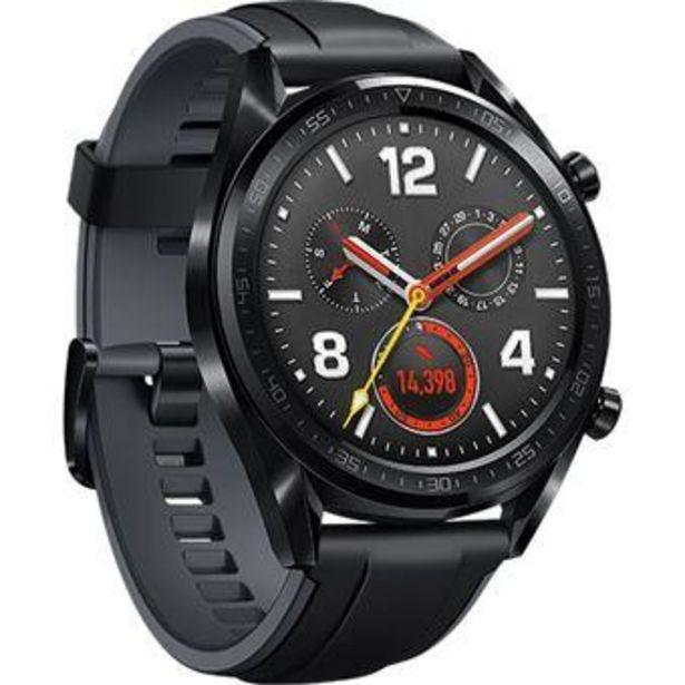Oferta de Smartwatch Huawei Watch GT Sport Preto por 129€