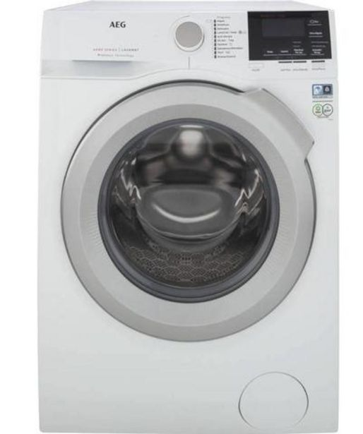 Oferta de Máquina Lavar Roupa AEG L6FBG144 10kg 1400RPM Classe A+++ por 529€