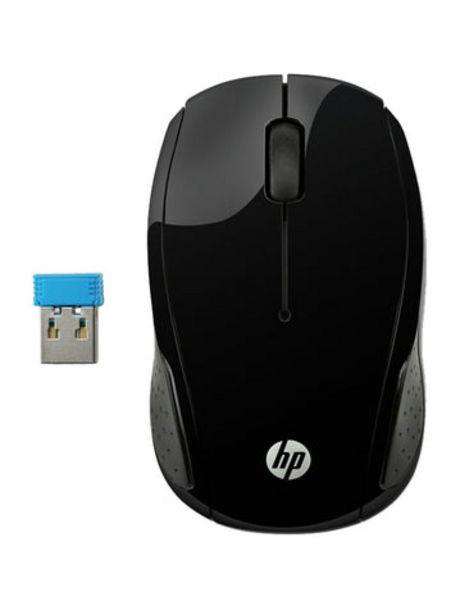 Oferta de Rato sem Fios HP 220 Preto 1600 DPI por 14,99€