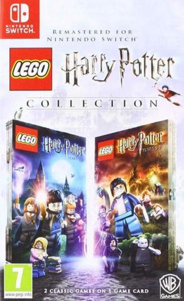Oferta de Jogo Switch Lego Harry Potter Collection por 39,9€