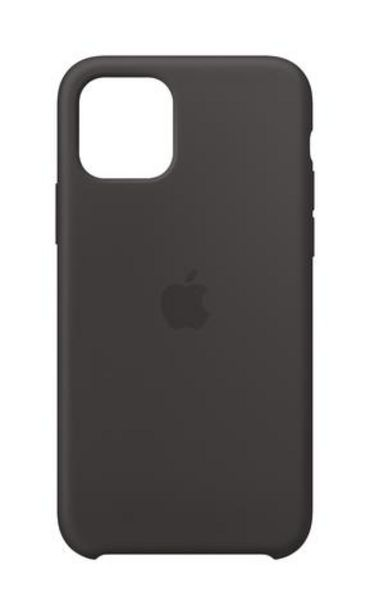Oferta de Capa Apple iPhone 11 Pro Capa de Silicone - Black por 45€
