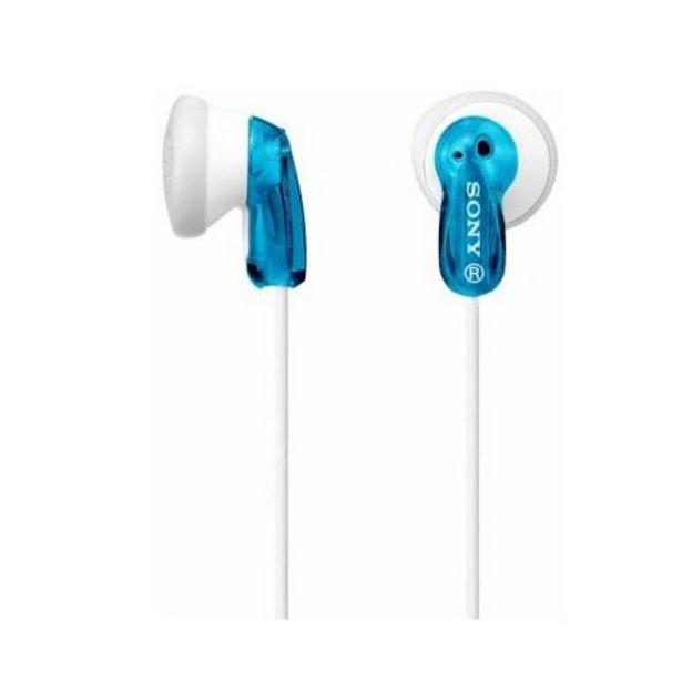 Oferta de Auriculares Sony MDRE9LPH.AE Azul por 7,99€