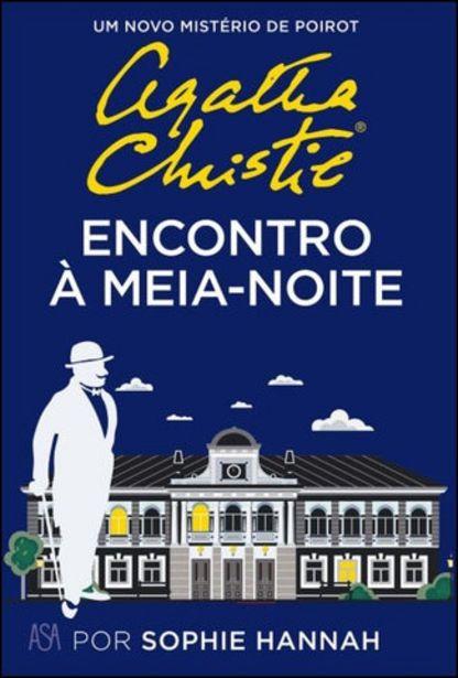 Oferta de Livro Sophie Hannah - Encontro à Meia Noite por 14,31€
