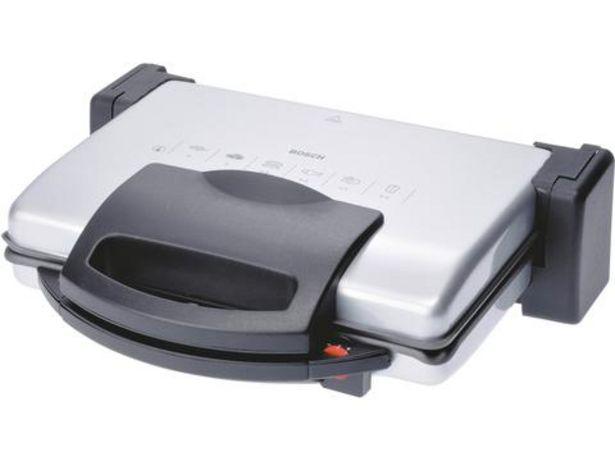 Oferta de Grelhador Bosch TFB3302V por 69,99€