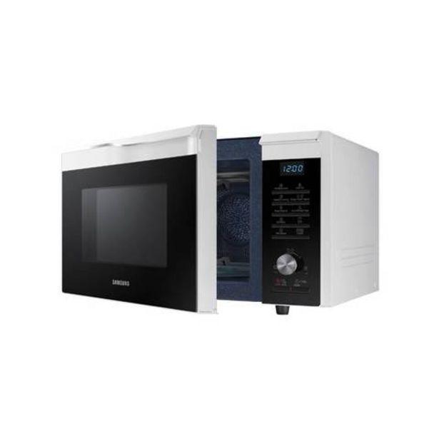Oferta de Microondas Samsung 28LTS MC28M6055CW/EC por 185€