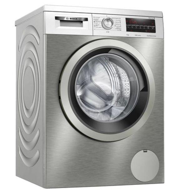 Oferta de Máquina Lavar Roupa Bosch WUU24T7XES 9Kg 1200RPM A+++ por 699€