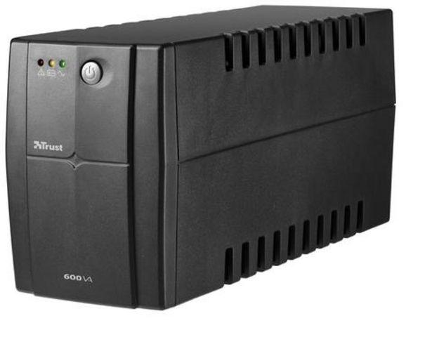 Oferta de UPS Trust 600VA com 2 Portas Protegidas por 74,9€